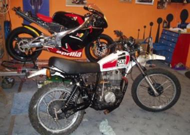 Gebrauchtmotorrad Yamaha XT 500 E