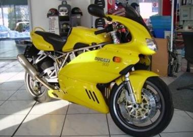 Gebrauchtmotorrad Ducati 900 Carenata