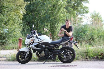 Umgebautes Motorrad Yamaha XJ 600 von trulli57 - 1000PS.at