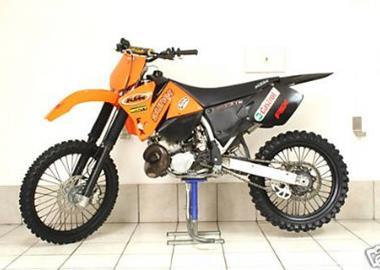 Gebrauchtmotorrad KTM 380 EXC