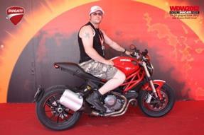 Ducati Monster 1100 Evo Umbau anzeigen