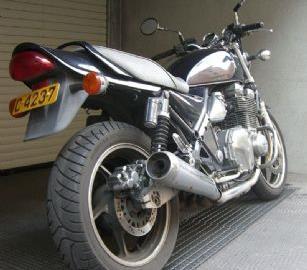 Gebrauchtmotorrad Kawasaki Zephyr 1100