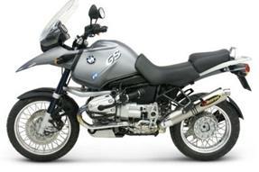 BMW R 1150 GS Umbau anzeigen