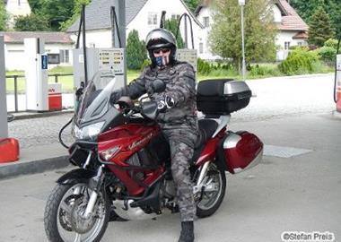 Gebrauchtmotorrad Honda XL 1000 V Varadero
