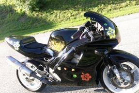 Honda CBR 600 F Umbau anzeigen