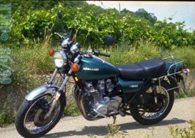 Gebrauchtmotorrad Kawasaki Z900