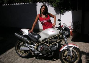 Gebrauchtmotorrad Ducati Monster 900