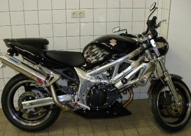 Gebrauchtmotorrad Suzuki SV 650