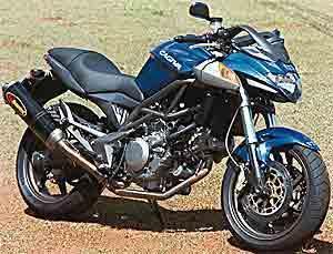 Gebrauchtmotorrad Cagiva V Raptor 1000