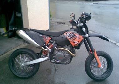 Gebrauchtmotorrad KTM 530 EXC