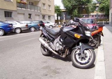 Gebrauchtmotorrad Kawasaki ZZR 500