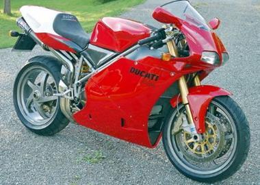 Gebrauchtmotorrad Ducati 748 R