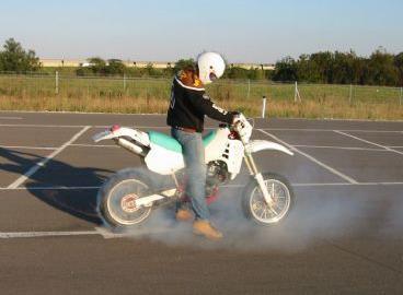Gebrauchtmotorrad KTM 600 LC4