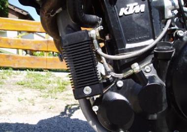 Gebrauchtmotorrad KTM 625 SC Supermoto