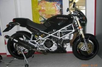 Ducati Monster 900