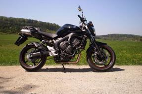 Yamaha FZ6 Fazer S2 Umbau anzeigen