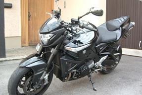 Suzuki B-King Umbau anzeigen