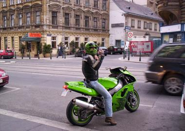 Gebrauchtmotorrad Kawasaki ZXR 750 RR