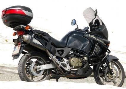 umgebautes motorrad honda xl 1000 v varadero von hafi1503. Black Bedroom Furniture Sets. Home Design Ideas