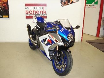Suzuki GSX-R 1000 Custom Bike