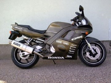 Honda CBR 600 F Custom Bike
