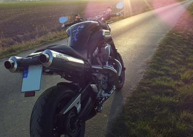 Gebrauchtmotorrad Yamaha MT-01