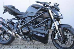 Ducati Streetfighter 848 Umbau anzeigen