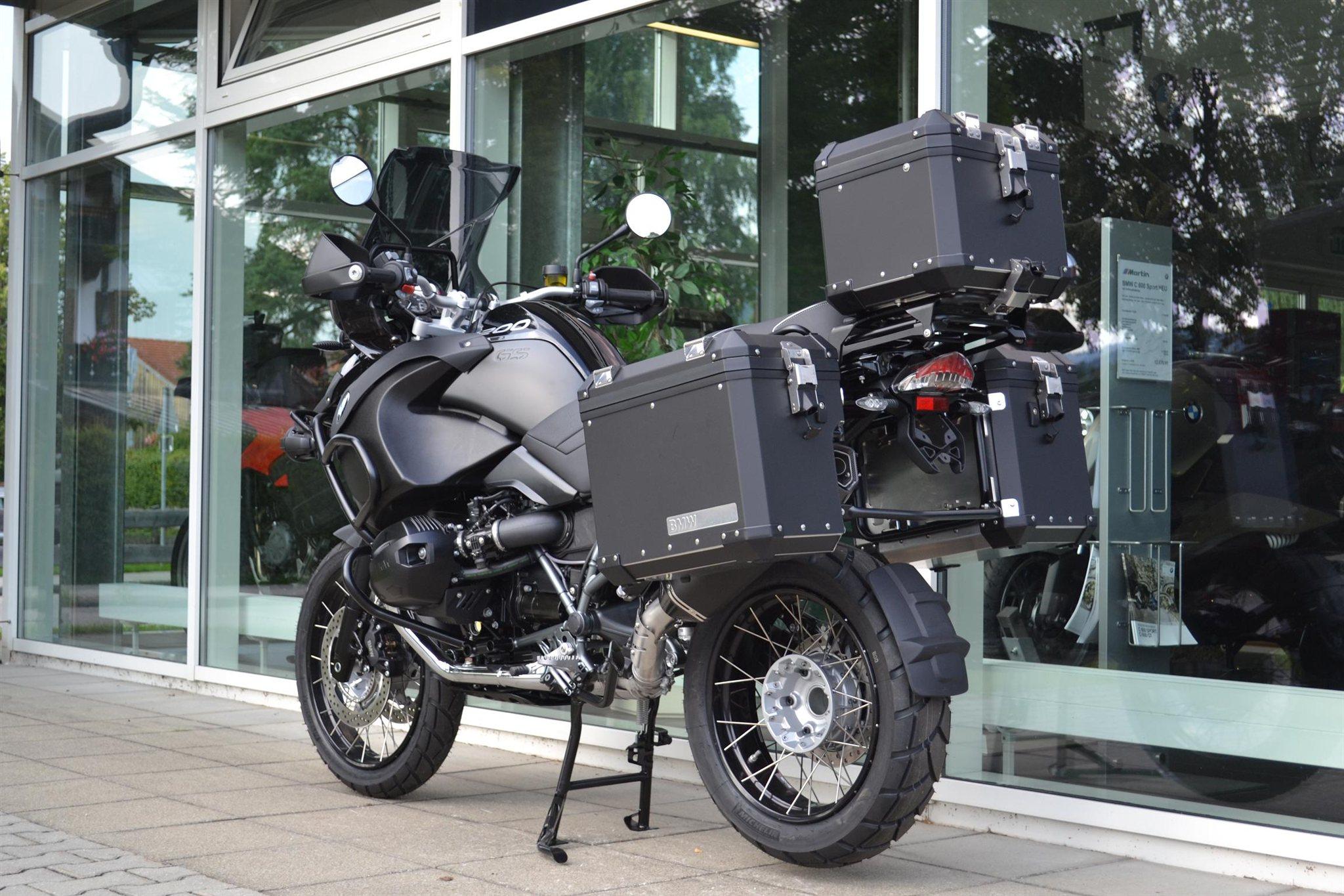 umgebautes motorrad bmw r 1200 gs adventure von erwin. Black Bedroom Furniture Sets. Home Design Ideas