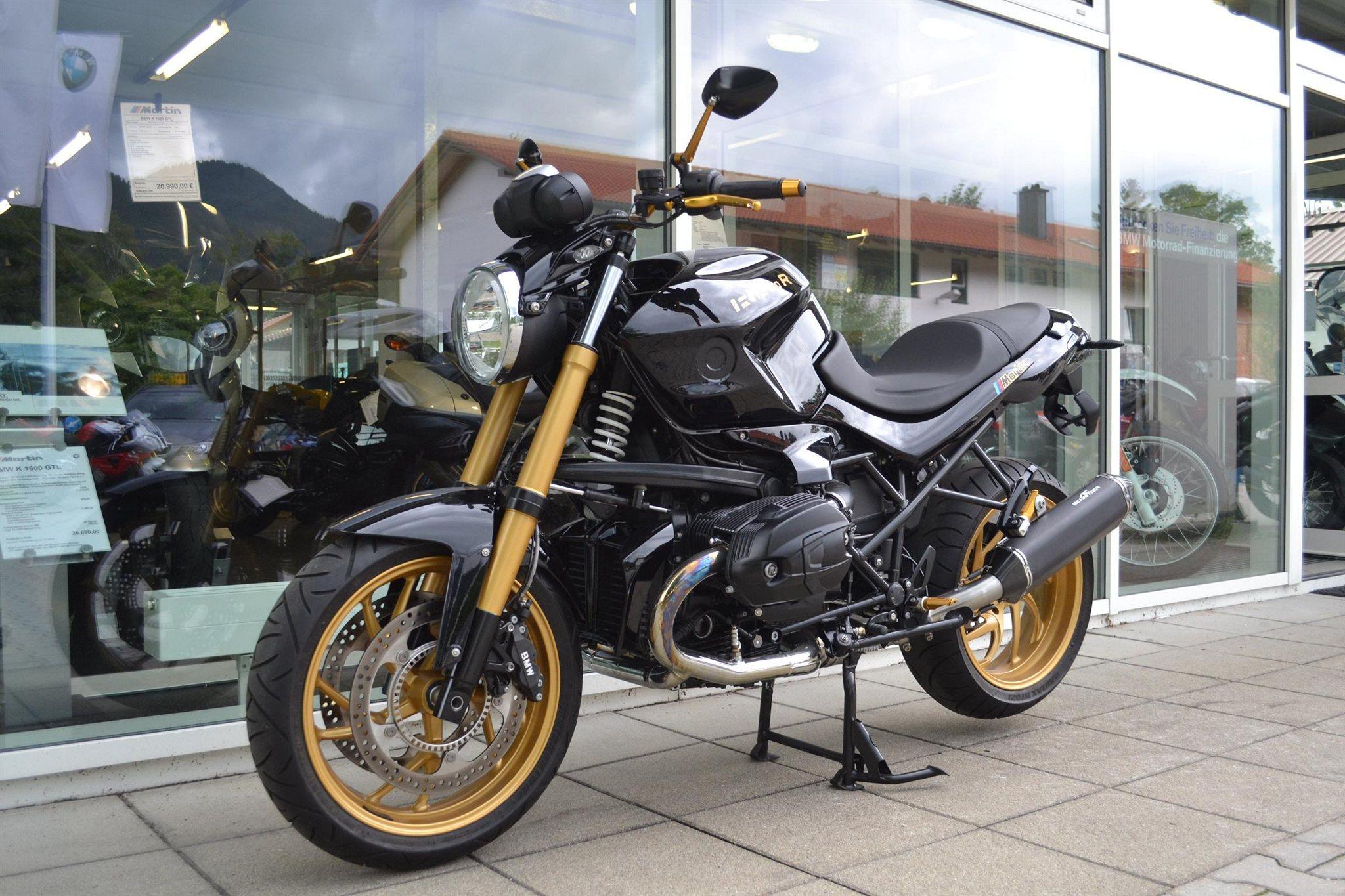 Umgebautes Motorrad Bmw R 1200 R Von Erwin Martin Gmbh 1000ps At