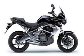 Kawasaki Versys 650 Umbau anzeigen