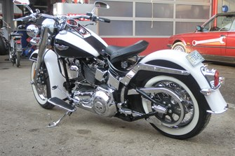 Harley-Davidson Softail Custom FXSTC