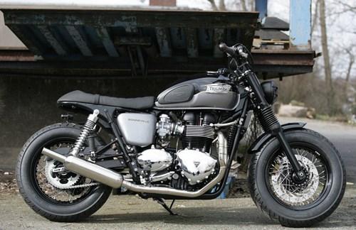 Unsere Custom Bikes Und Motorrad Umbauten Triumph Flagshipstore