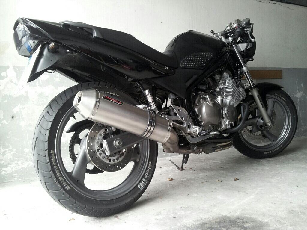 Umgebautes Motorrad Suzuki GSR 600 von biker600gsr - 1000PS.at