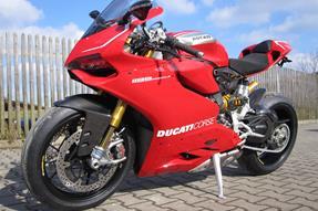 Ducati 1199 Panigale R Umbau anzeigen