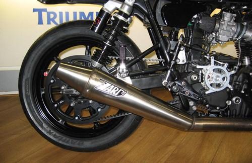 Triumph Bonneville SE