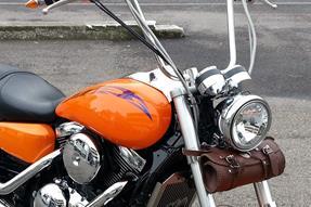 Kawasaki VN 1600 Mean Streak Umbau anzeigen