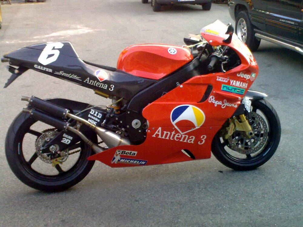 Umgebautes Motorrad Yamaha Rd 500 Von Wayne91 1000ps At