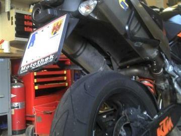 Gebrauchtmotorrad KTM 990 Supermoto T