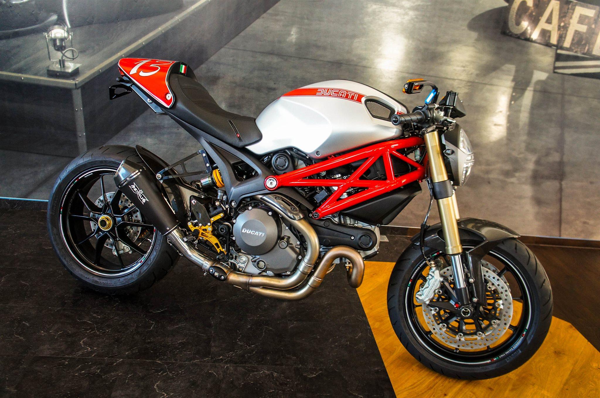Ducati Monster Evo Diesel
