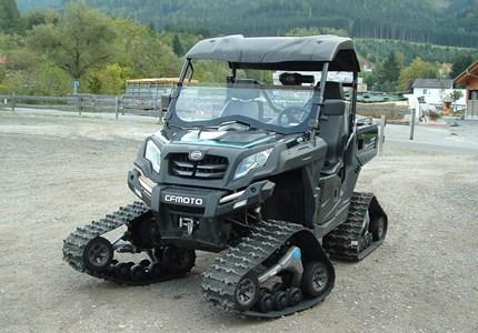 Explorer Tracker 800