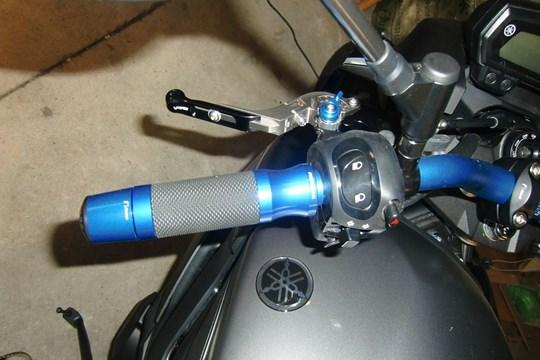 Umgebautes Motorrad Yamaha XJ6 von klaussch8493 - 1000PS.at