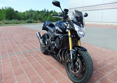Gebrauchtmotorrad Yamaha FZ-8N