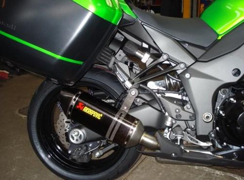 UMBAUTEN Kawasaki Z1000SX