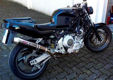 Gebrauchtmotorrad Yamaha TRX 850