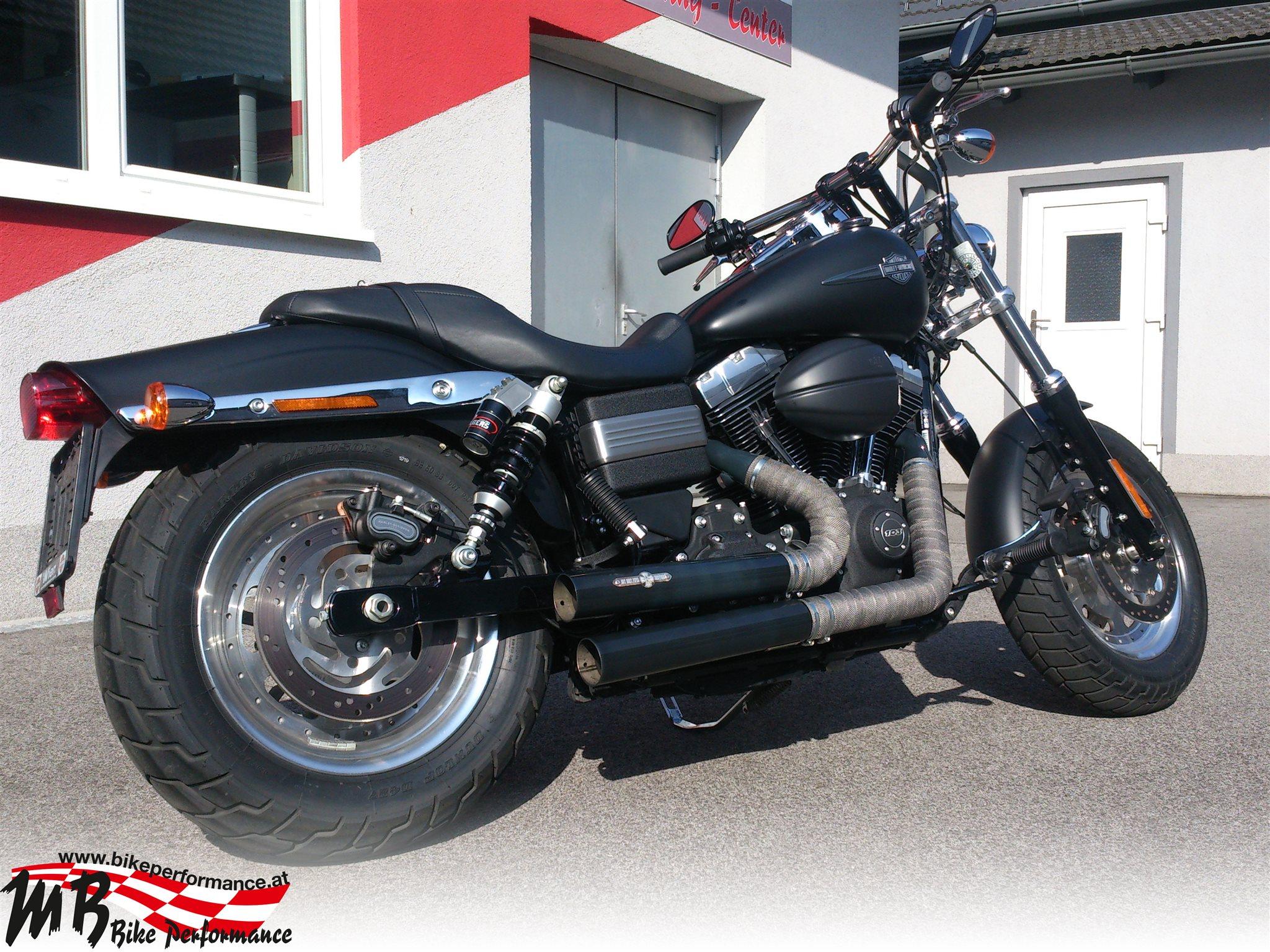 Power Commander For A  Harley Davidson Fat Bob