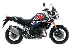 Suzuki V-Strom 1000 Umbau anzeigen