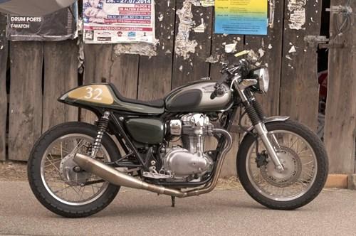 Kawasaki W 800