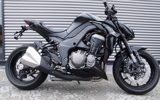 Umgebautes Motorrad Kawasaki Z 1000 Black Edition von BKM