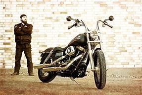 Harley-Davidson Custom Bike Umbau anzeigen