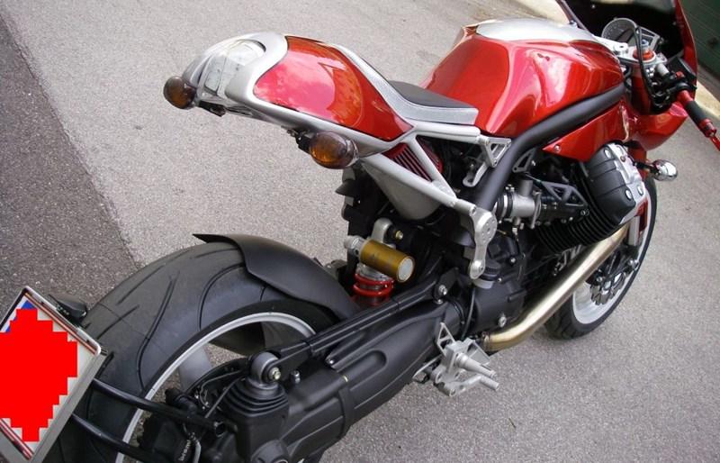 Mini Batterie Moto Cafe Racer